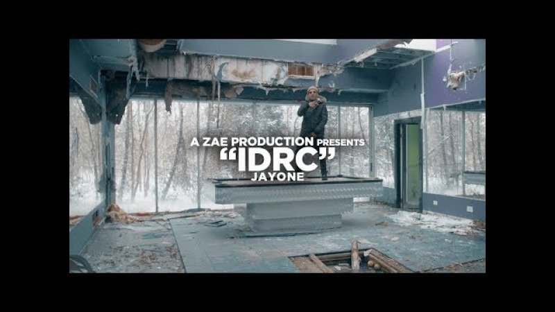 Jayone - IDRC (Official Music Video) Shot By @law.mahone