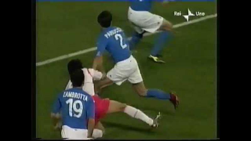 Mondiali 2002 Corea del Sud-Italia 2-1 dts - World Cup 2002 South Korea-Italy 2-1 aet highlights