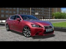 City Car Driving 1.5.5 - Lexus GS 350 F 2015 | Download [LINK] | 1080p G27
