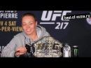РОУЗ НАМАЮНАС ПОСЛЕ БОЯ С ДЖОАННОЙ ЕДЖЕЙЧИК НА UFC 217