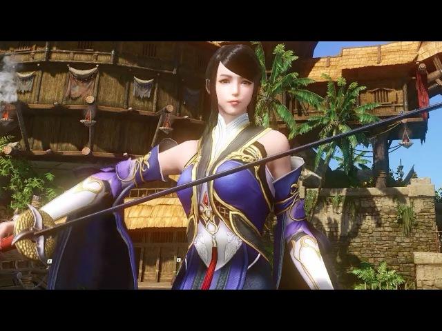 God Slayer Online OBT Female Blade Master