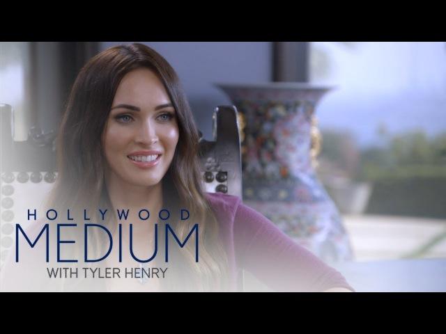 Megan Fox Receives an Inspiring Message From Tyler Henry | Hollywood Medium with Tyler Henry | E!