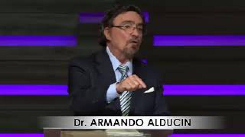 """""""EL CRECIMIENTO ESPIRITUAL Y LA GLORIA DE DIOS""""   Dr. Armando Alducin. Predicas, estudios bíblicos."""