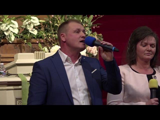 Свидетельство Вячеслава Папирник песня Мой Иисус Живой!