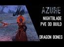Magicka Nightblade PvE Build Azure Dragon Bones DLC ESO