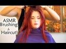 💇 Real ASMR Haircut Binaural 2 3D Scissors Clippers Sounds Softly Spoken Beyond RolePlay АСМР ролевая игра настоящая стрижка тихая мягкая спокойная речь звуки ножниц