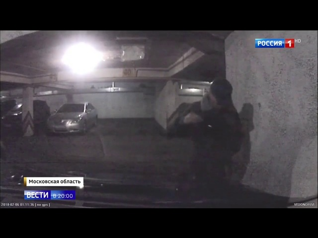 Вести 2000 • Водитель внедорожника заплатил за стоянку в Шереметьево и остался без фар