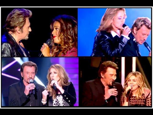 Meilleurs Duo De Johnny Hallyday (Avec Des Chanteuses)