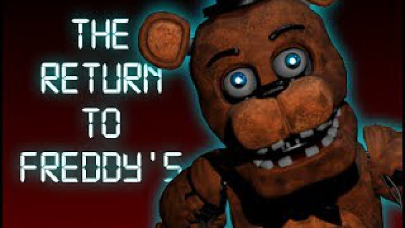 NO CLUE WHAT I'M MEANT TO DO | The Return to Freddy's 1 | Night 1.