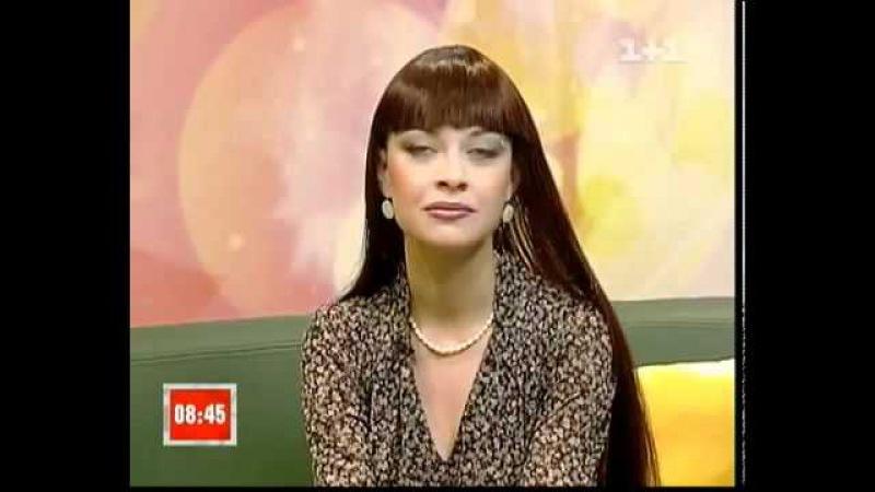 КСЕНІЯ СИМОНОВА у Сніданку на 11 за участю гурту В.О.Д.А.