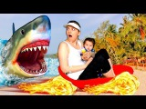 Bad Kids &amp Bad Shark Johny Johny Yes Papa Baby Shark Song Educational Nursery Rhymes &amp Learn Colors