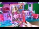 Распаковка Новая кукла Барби как в мультике Барби жизнь в доме мечты