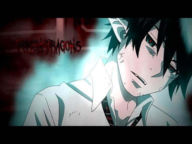 - Демоны над нами (Аниме клип)「AMV」