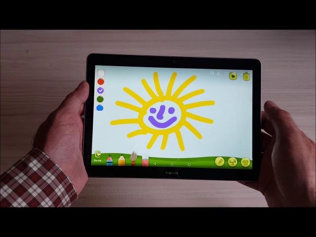 Huawei MediaPad T3 10 Обзор Разбил экран