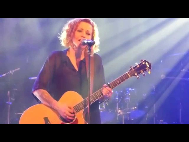Wish You Were Here Anneke Van Giersbergen Paris 22 04 2015
