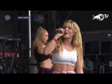 Zara Larsson - Bad and Boujee &amp Ain't My Fault - Lollapalooza Chicago 2017