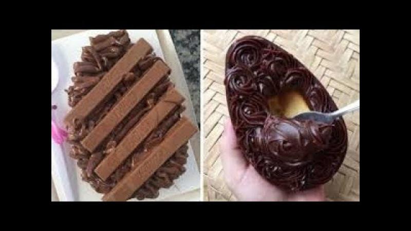Amazing Chocolate Cake Decorating Tutorials Cake Style Amazing Cakes Videos Compilation