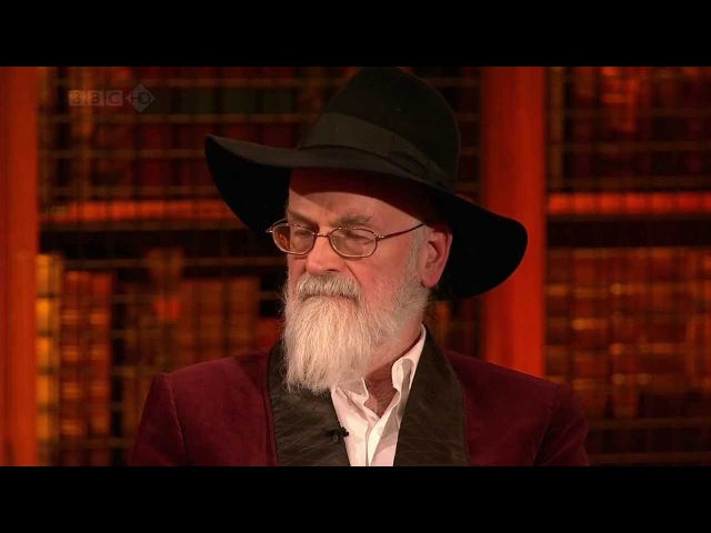 Sir Terry Pratchett - Shaking Hands with Death (2010). Assisted Suicide Euthanasia