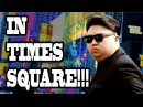 Fake Kim Jong Un Pranks New York City Times Square!! (10 Hours of Walking - Part 3)
