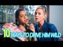||Superwoman|| - 10 Ways to Drive Him Wild [feat. Charlize Theron]