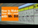 Mr Bill Make Your Mix Louder With This Arrangement Technique Ableton Live