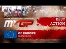 Jeffrey Herlings runs the MXGP of Europe - Valkenswaard 2018 motocross