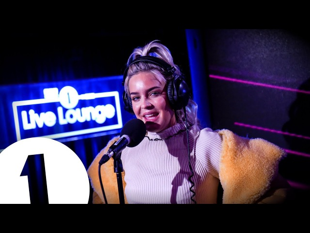 Anne-Marie - Finders Keepers (Mabel cover) in the Live Lounge