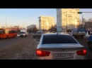 Кемерово. Автобус 24 - Шалготарьян . Bus route 24, destination - Shalgotaryan