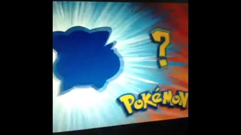 Who is That Pokemon? Its Pikachu!