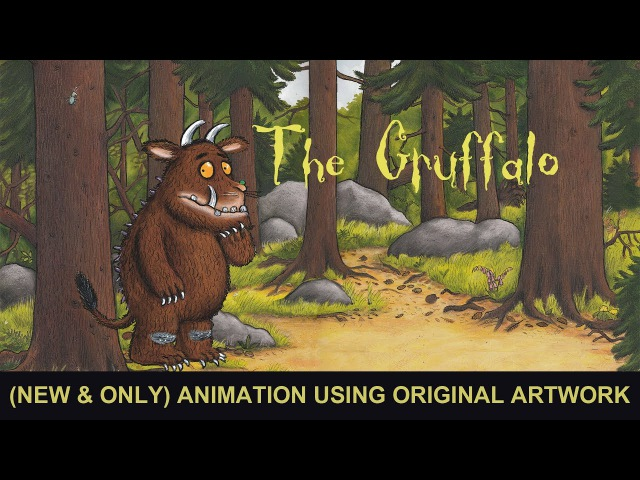 The Gruffalo - Narrated by The Fugglebugs