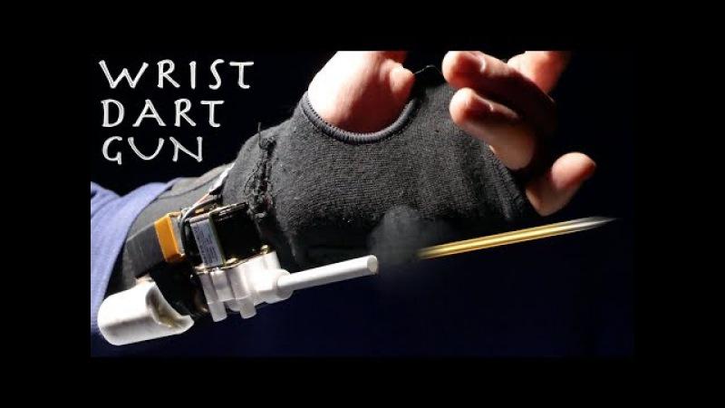 How To Make a C02 Wrist Dart Blaster! - Super Simple Spy Gadget