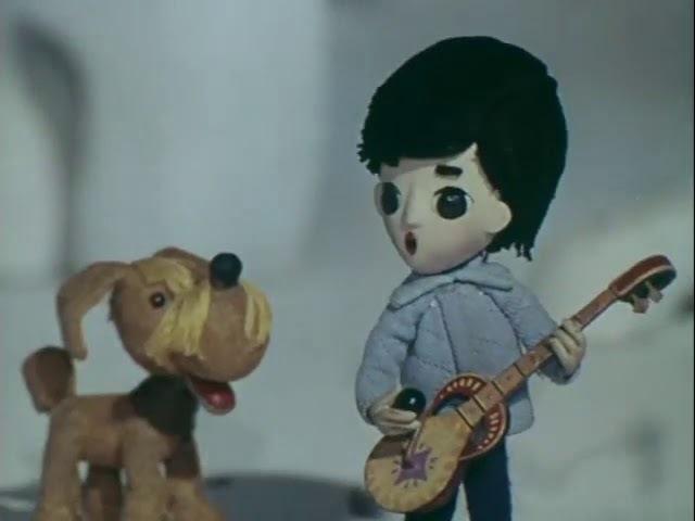 А кто волшебник 1972 Кукольный мультик Золотая коллекция