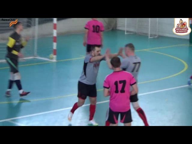 «Crispus» – «Конфермат» - 5:4, Дивізіон 3, 1/2 фіналу, 3 матч