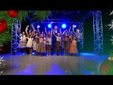 Максим Данилин - Новогоднее выступление на телеканале
