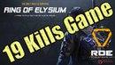 Ring of Elysium Europa Battle Royale - 19 kills Game