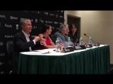Пресс-конференция Пласидо Доминго в Сантьяго (1).