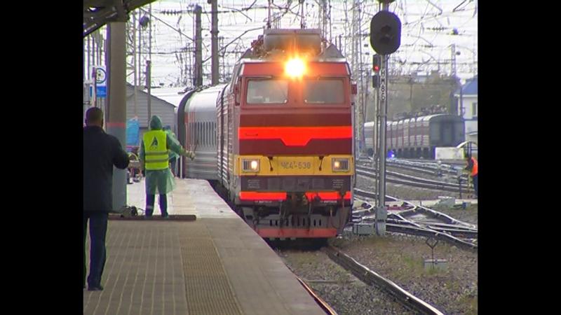 Смертельная авария с нижегородским поездом - во Владимирской области пассажирский состав столкнулся с автобусом, 15 человек поги