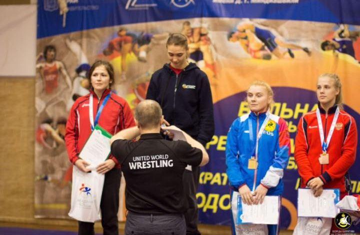 3uI83TQ8Nr8 - Спортивные успехи Спортсменка из Беловского района Надежда Третьякова завоевала право