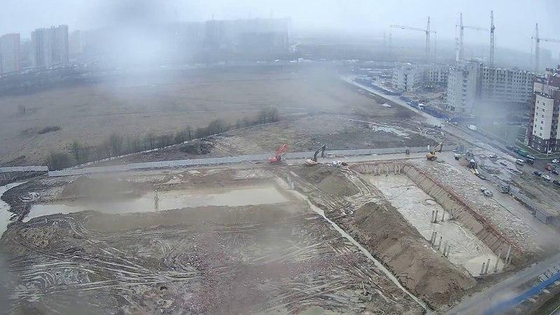 ЖК ЦДС Северный, Камера 1, Ход строительства от 26 04 2018