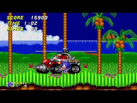 Sonic the hedgehog 2 все боссы