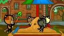 Развивающие и обучающие мультики Три котенка 🐱 Дело с честью завершить - теремок песенки для детей