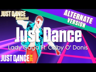 Just Dance Unlimited | Just Dance - Lady Gaga Ft. Colby O' Donis | Sweat Version | Just Dance 2014 [60FPS]