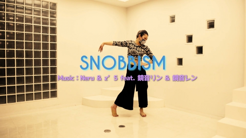 【Babo】SNOBBISM 踊ってみた【オリジナル振付】 sm33220501
