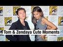 Tom Holland Zendaya Cute Moments Part 2