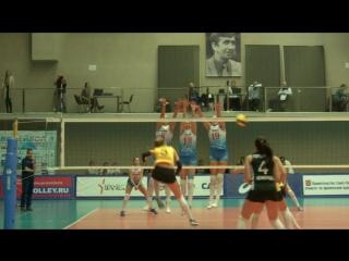 HIGHLIGHTS. Ленинградка — Динамо Москва Суперлига 2017-18. Женщины