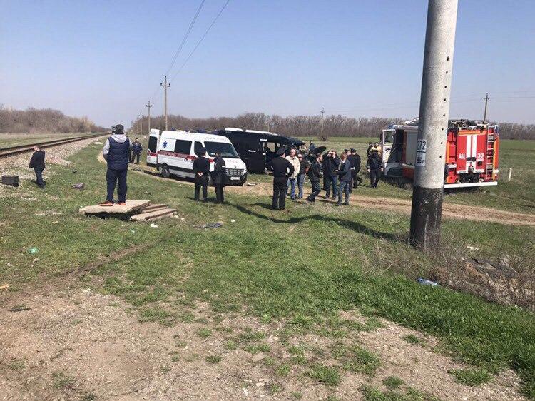 ДТП в Крыму на железнодорожном переезде забрало жизни многих людей
