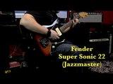 Fender Super Sonic (Jazzmaster)