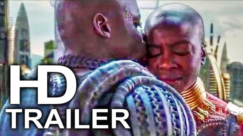 BLACK PANTHER Deleted Scene Okoye Confronts W'Kabi Clip Trailer NEW 2018 Superhero Movie HD