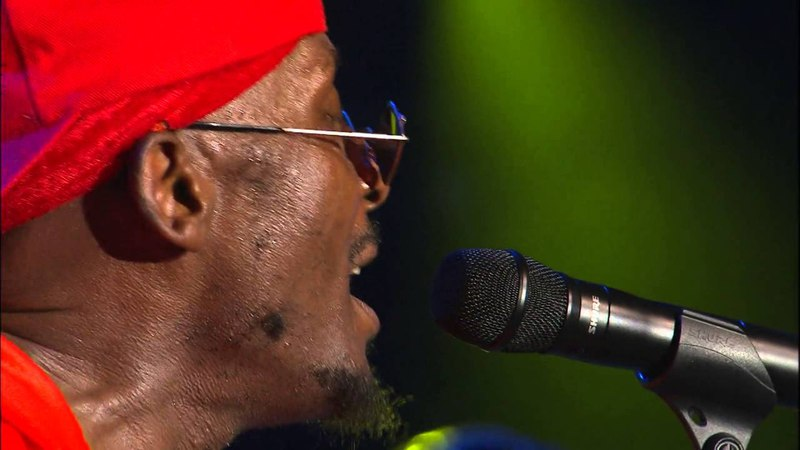 Jimmy Cliff - Bongo Man By The Rivers Of Babylon (Live at Montreux Jazz Festival 2007)