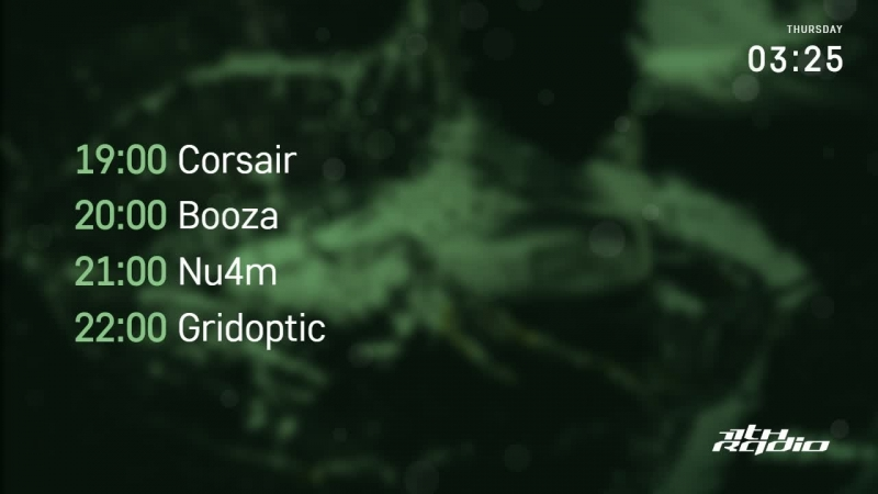 Corsair, Booza, Nu4m and Gridoptic - Live @ Breakpoint (24.05.2018)